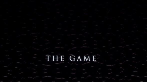 The Game 1997 Opening Title Card