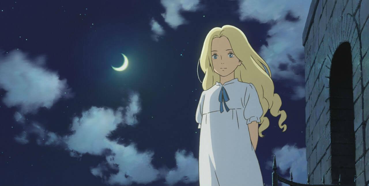When Marnie Was There (2014) Studio Ghibli