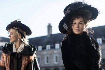 Love and Friendship 2016 Chloe Sevigny and Kate Beckinsale