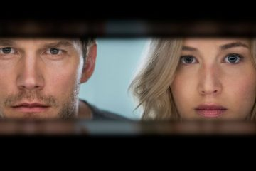Passengers 2016 Chriss Pratt Jennifer Lawrence