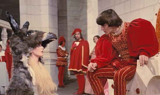 Red Prince Donkey Skin 1970 Movie Still