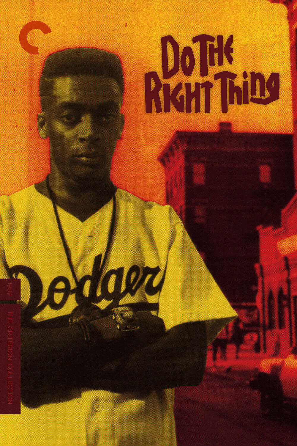 front cover of do the right thing criterion