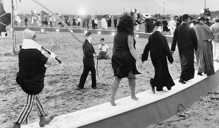 Fellini 8 1/2 Carnival