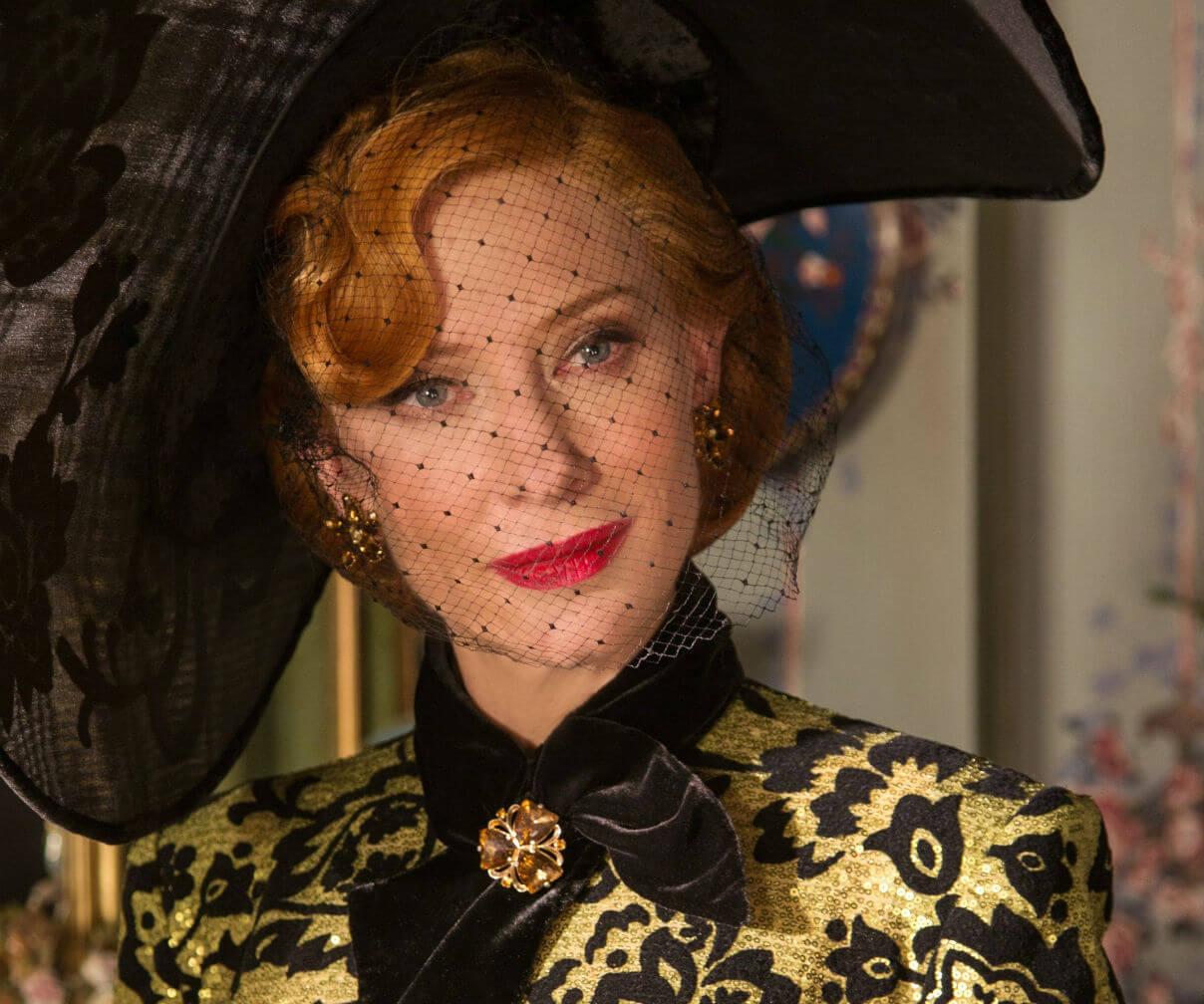 Cate Blanchett Stepmother Cinderella 2015 Live Action