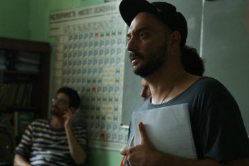 Kirill Serebrennikov The Student Interview