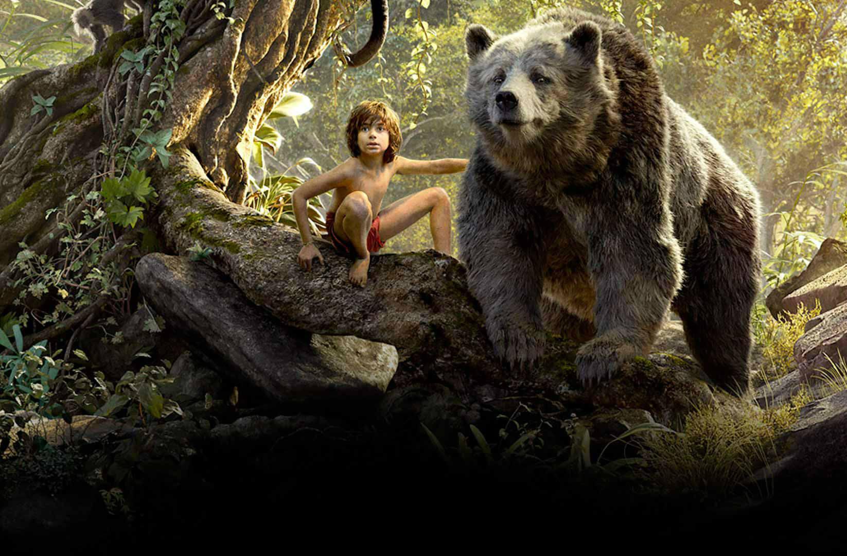 The Jungle Book 2016 Movie Still