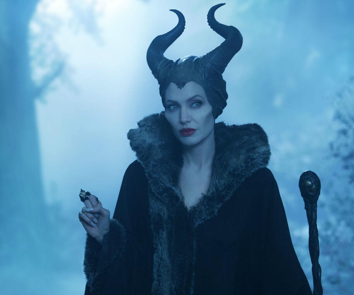 Maleficent Angelina Jolie Still