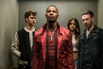 Baby Driver 2017 Spoiler Free Movie Review