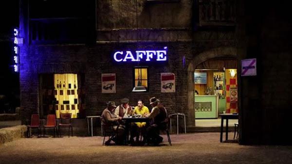 Castello Cavalcanti - Wes Anderson