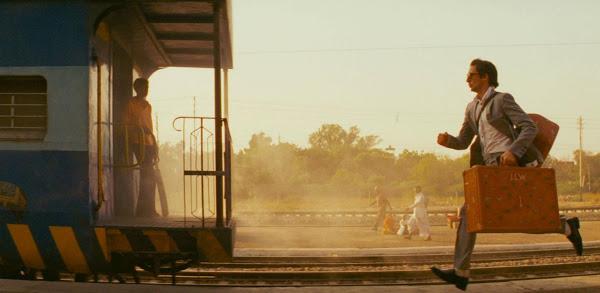 Short Film - Wes Anderson Short Film Train