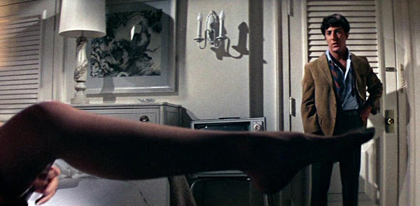 Wes Anderson Influes - The Graduate