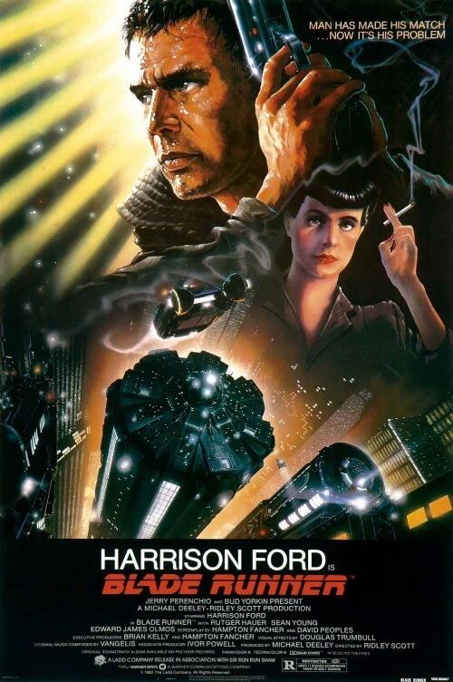 Blade Runner (1982) Movie Poster