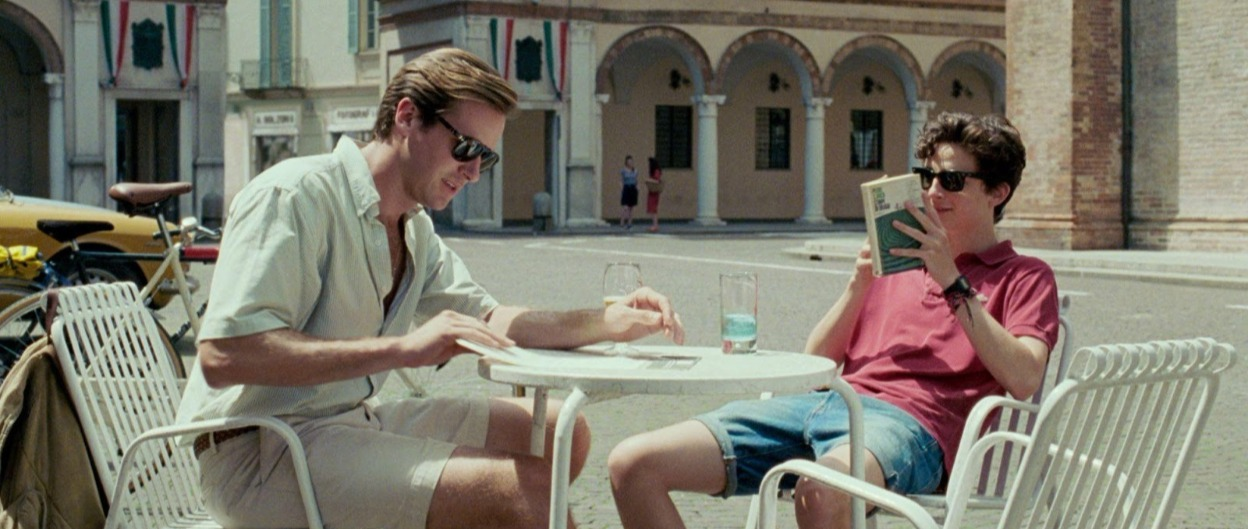 Call Me By Your Name 2017 - Best Films of 2017 - Year in Review