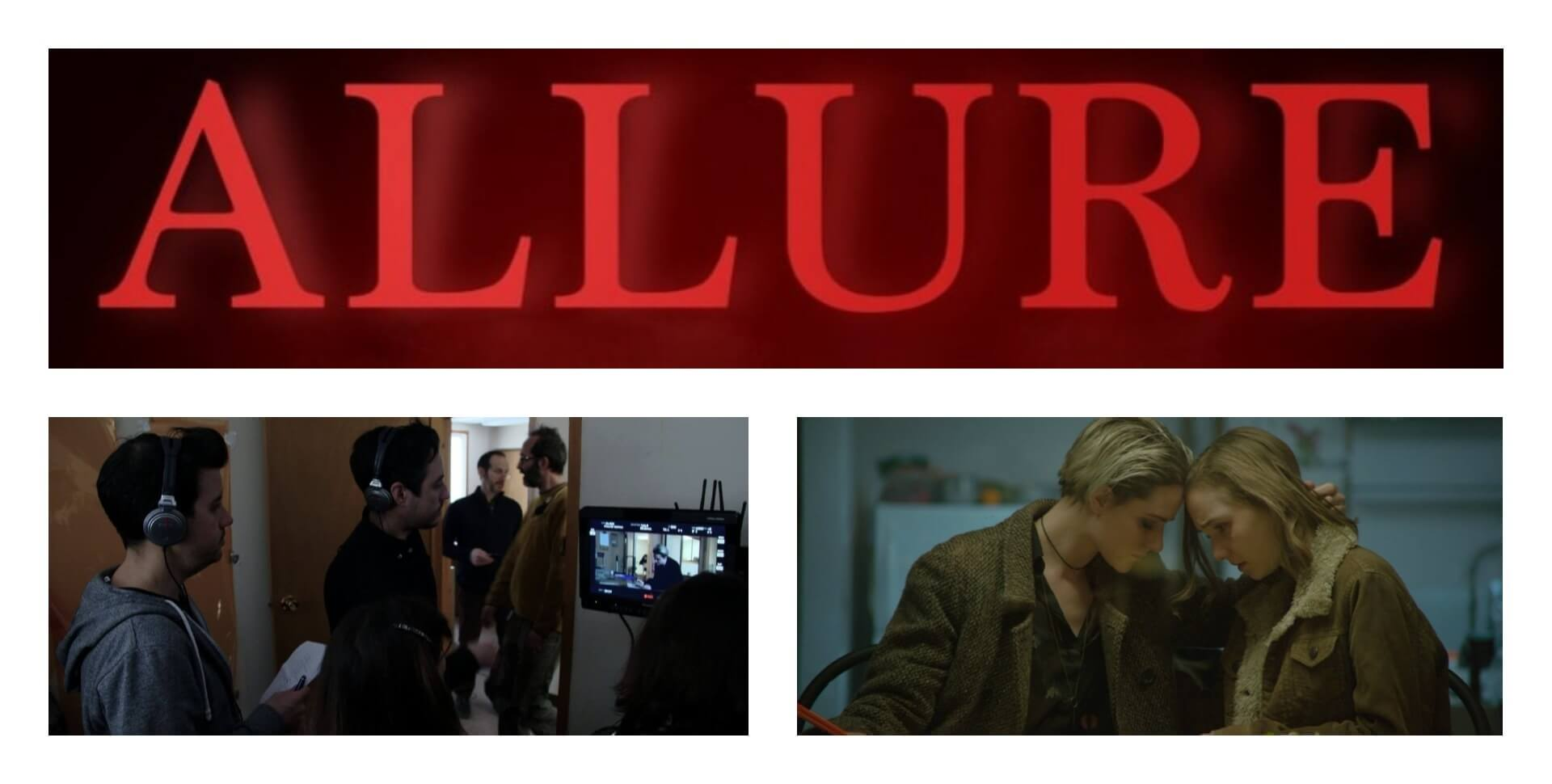 Allure – Interview with Directors Carlos and Jason Sanchez