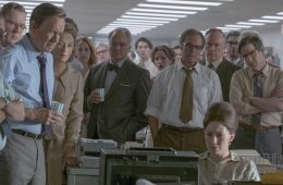 Image from the film The Post