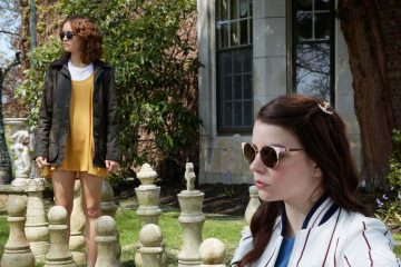 Image of Anya Taylor-Joy and Olivia Cooke in the film Thoroughbreds