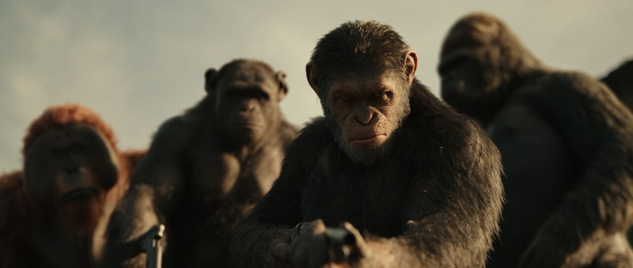 War for the Planet of the Apes 2017 - Best Movies of 2017