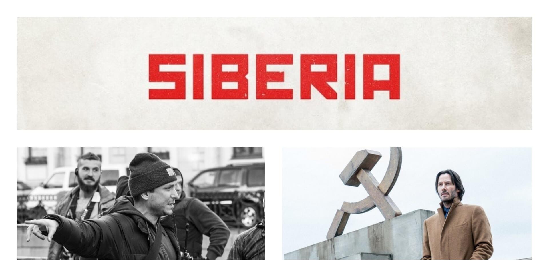Siberia 2018 - Interview with Director Matthew Ross