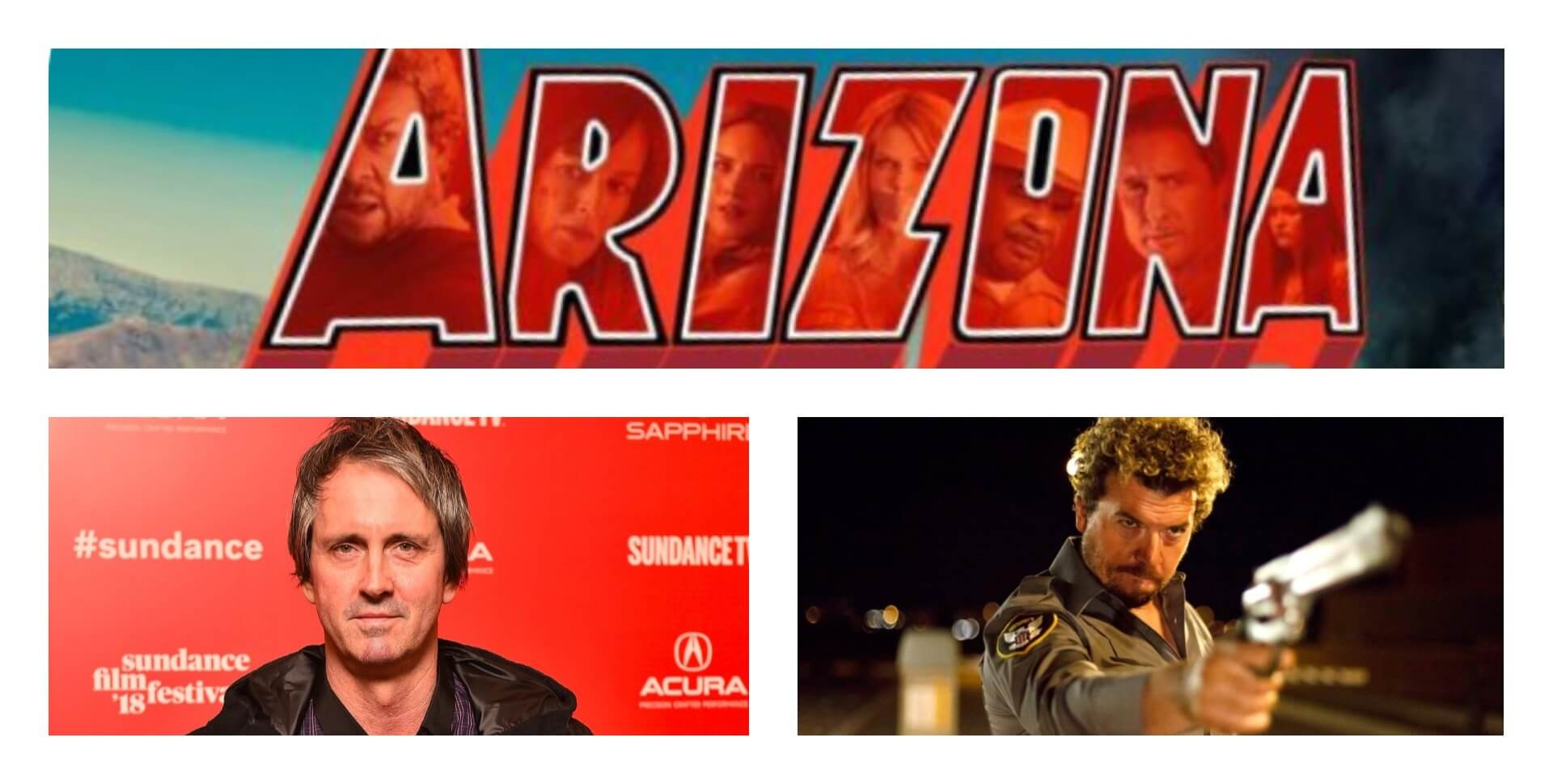 Arizona - Interview with Director Jonathan Watson