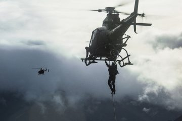 Image of Tom Cruise from Mission Impossible Fallout 2018