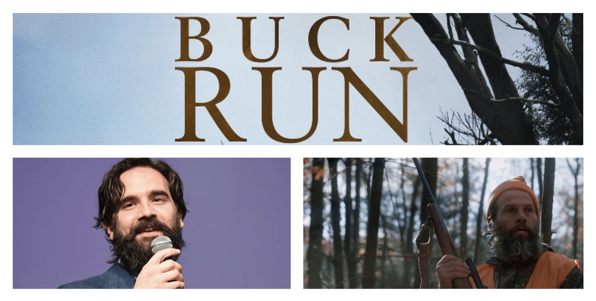 Image from Buck Run - Interview with Film Director Nick Frangione