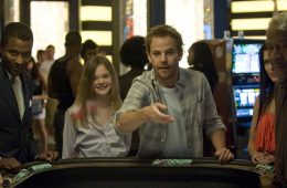 Image of Stephen Dorff and Elle Fanning from Somewhere