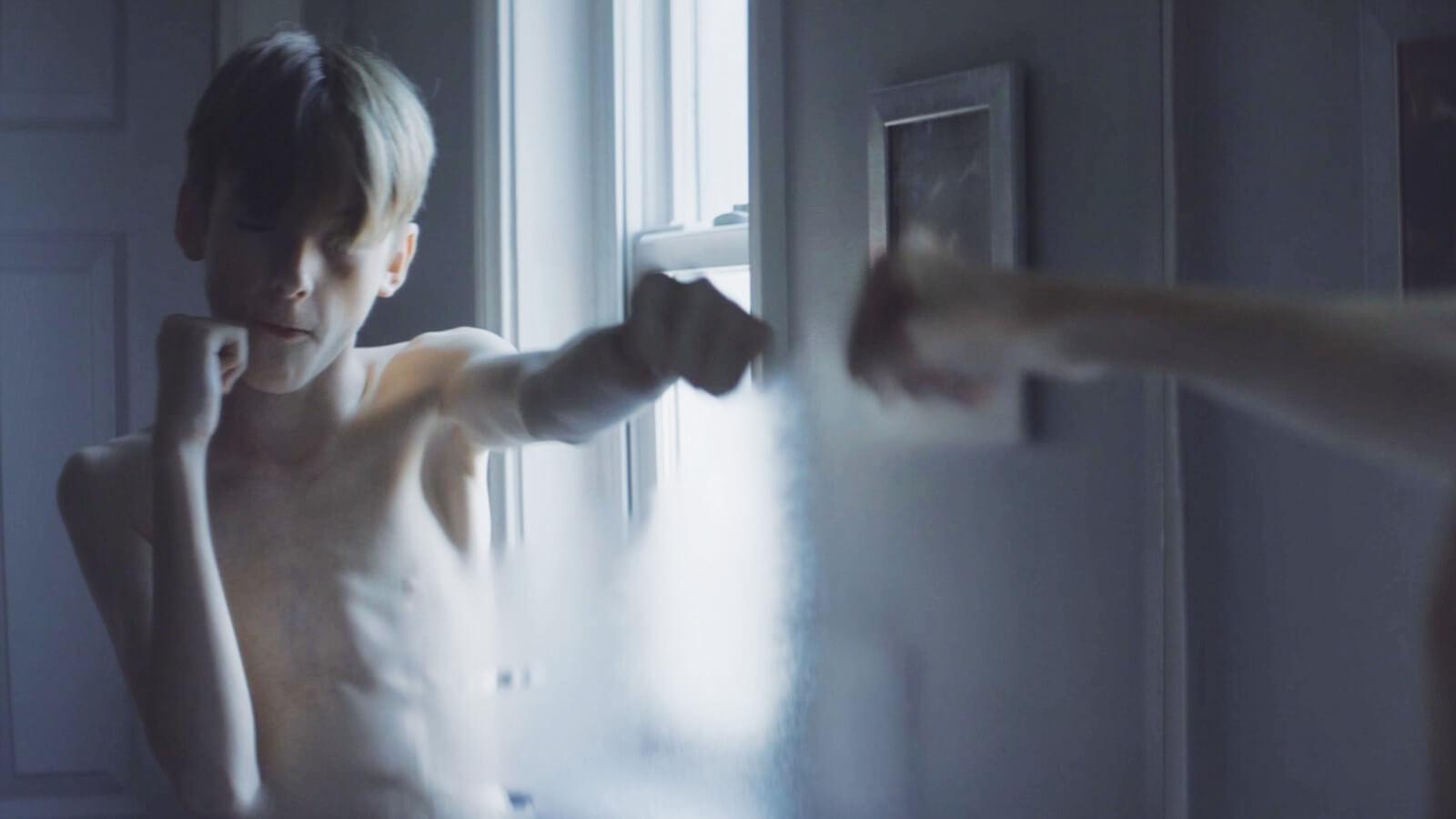 Image Still from Short Film 'Balloon'