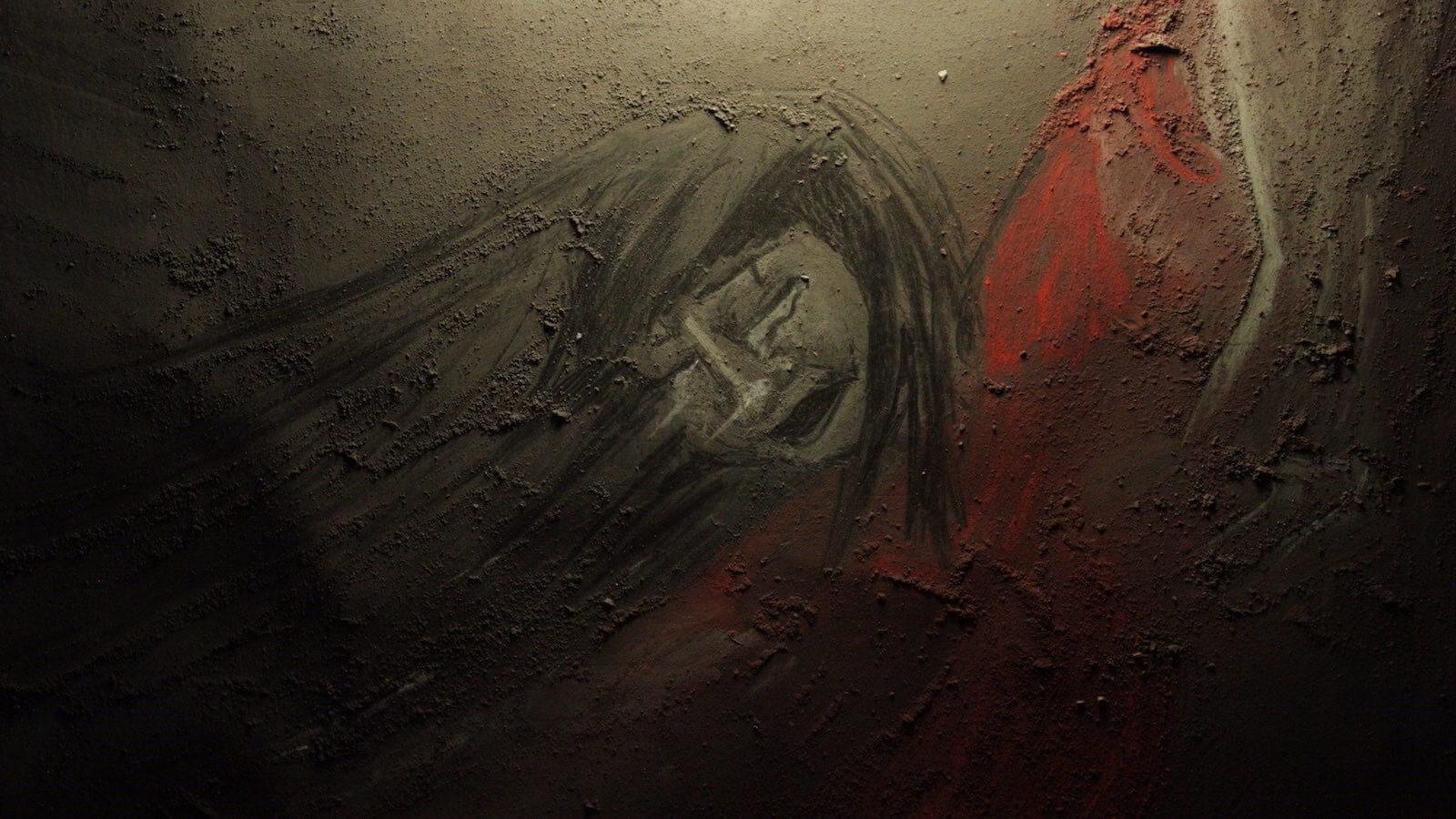 Image Still from Short Film 'Girl in the Hallway'