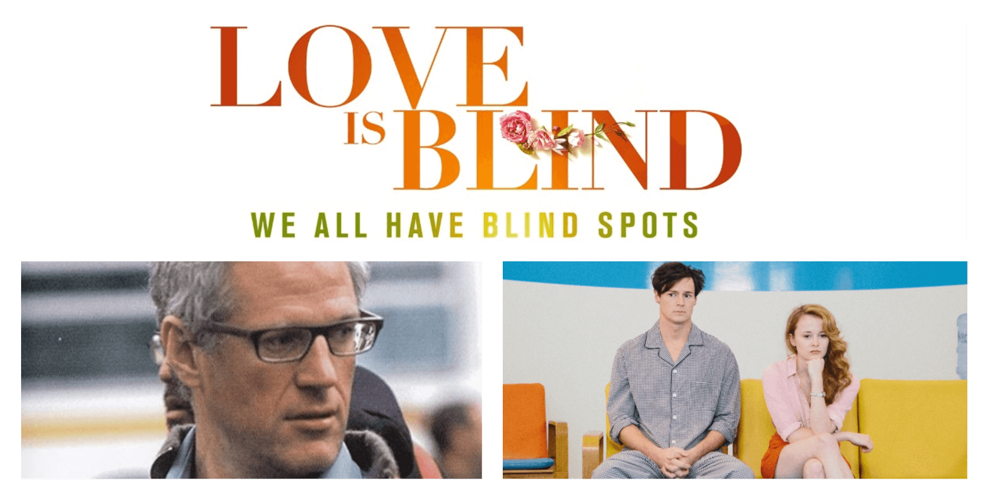 """Interview with co-director of """"Love is Blind"""", Monty Whitebloom"""