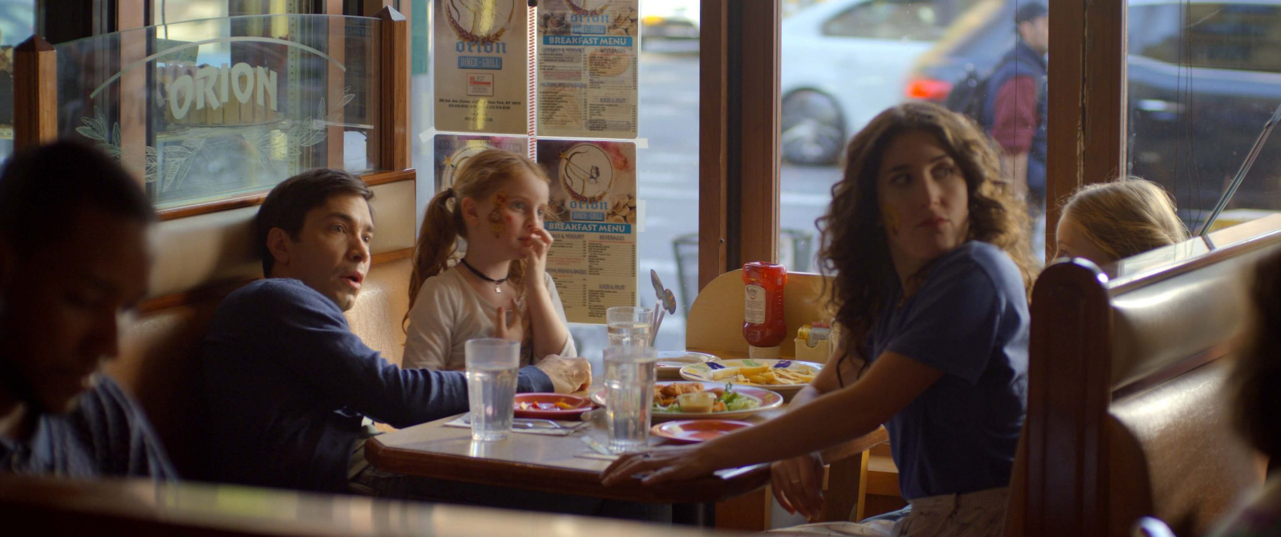 Justin Long in After Class - Diner