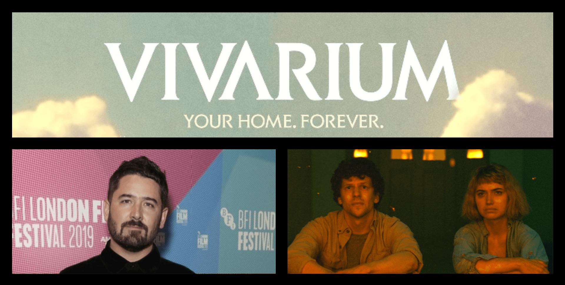 Interview with Vivarium director Lorcan Finnegan