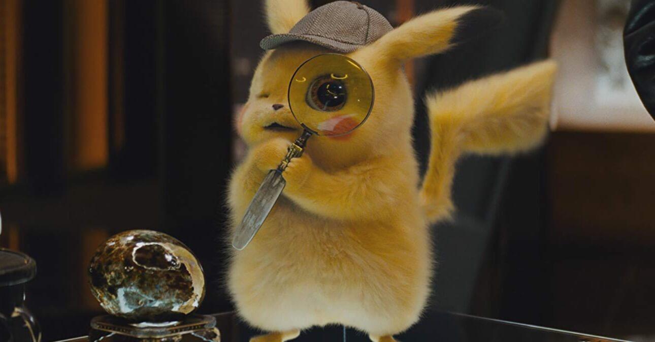 Pikachu in Pokemon Detective