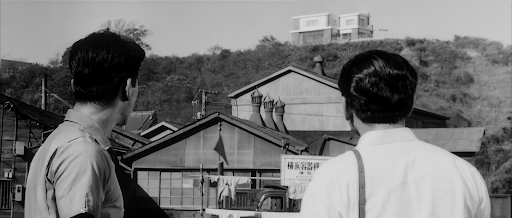 Image from High and Low (1963