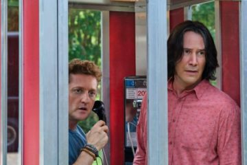 Still from Bill and Ted Face the Music