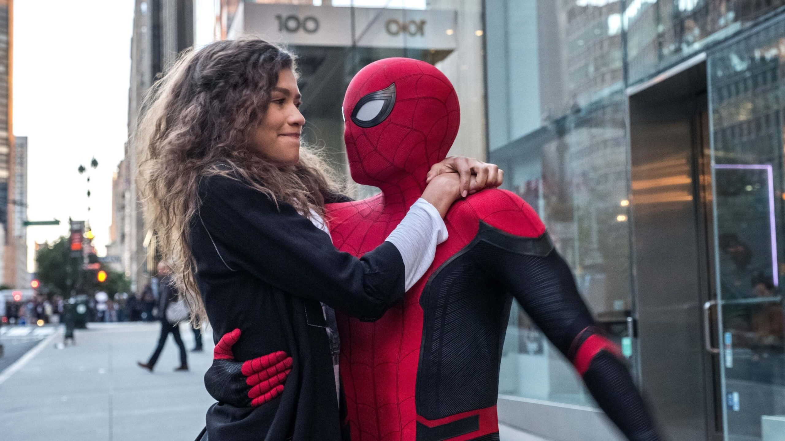 Zendaya as MJ in Spider-Man Far from Home (2019)