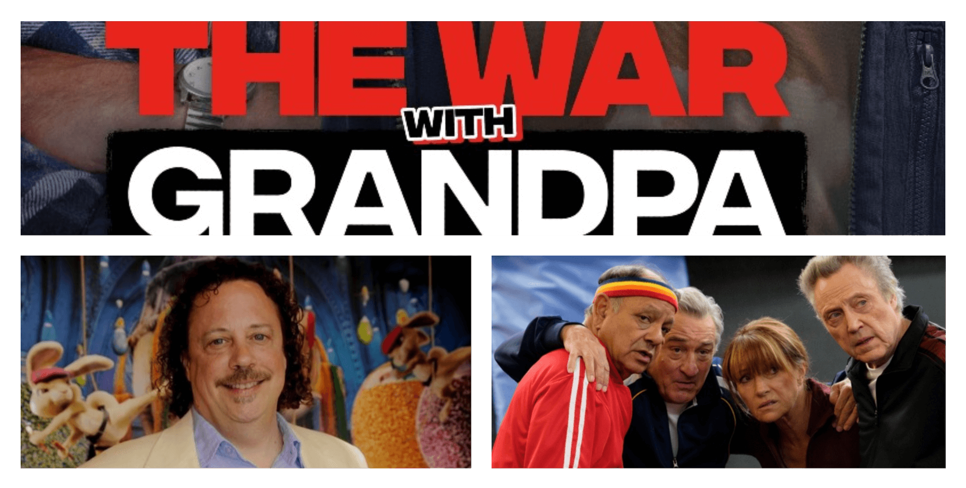 Interview with 'The War with Grandpa' Director Tim Hill
