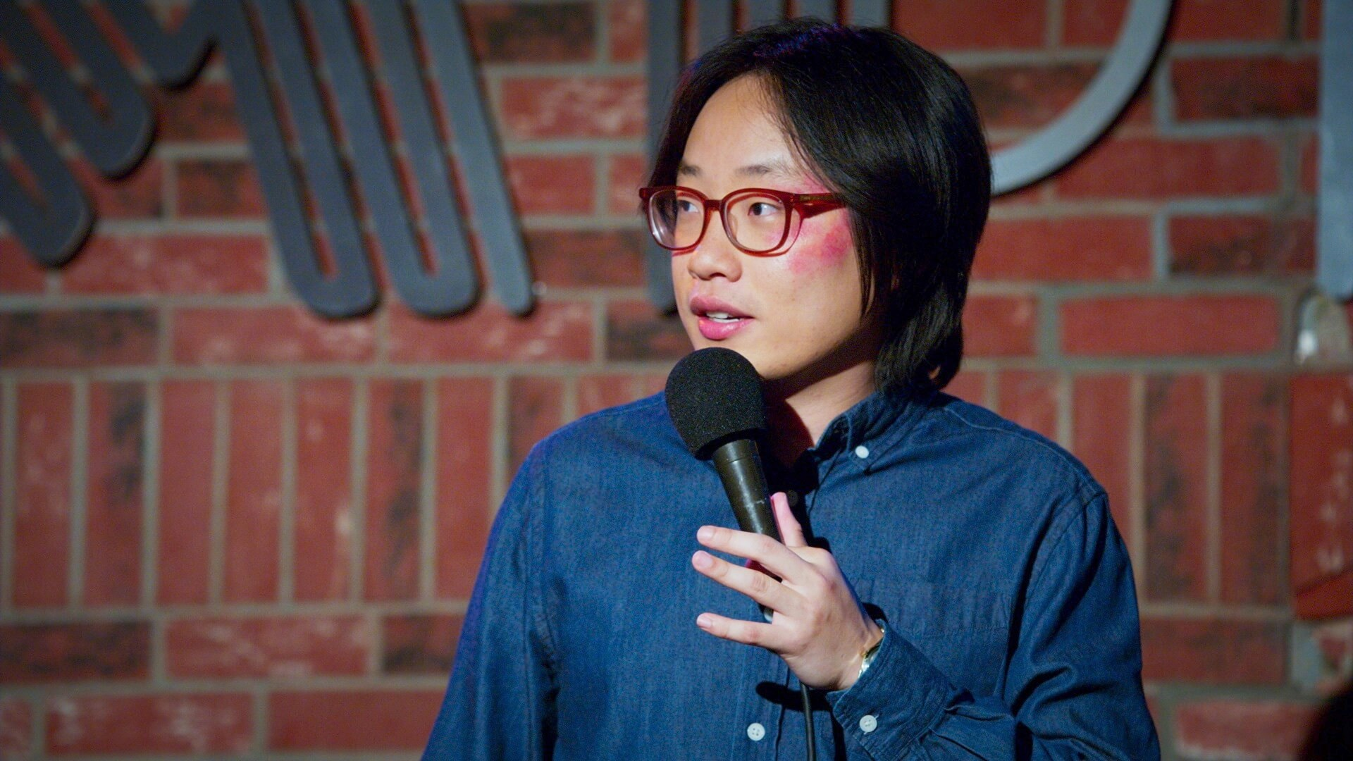 Jimmy O. Yang in The Opening Act