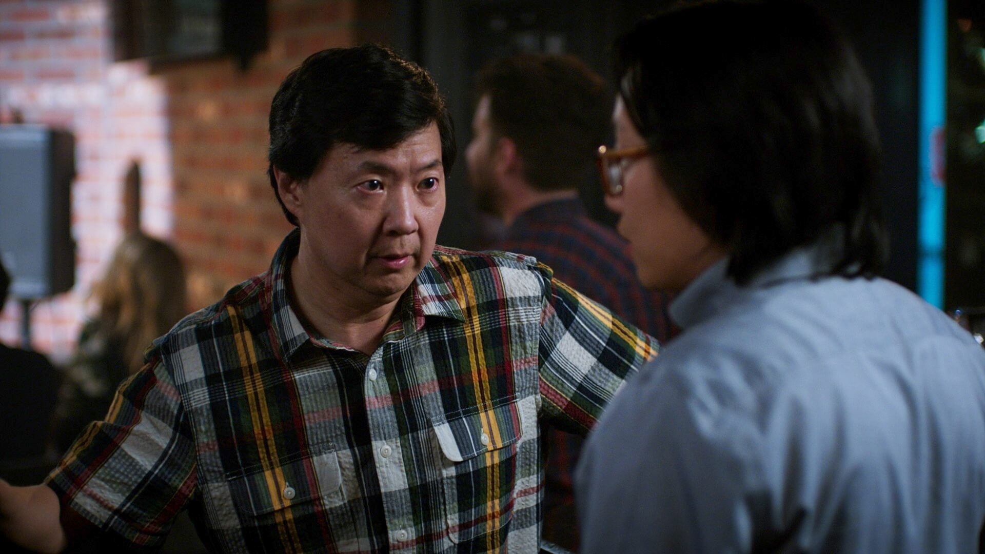 Still from The Opening Act - Ken Jeong