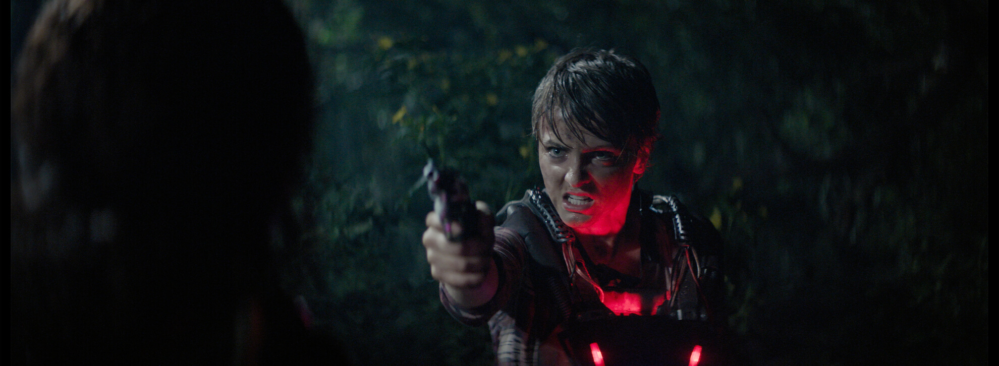 Triggered 2020 Film - Reine Swart in Triggered (2020)