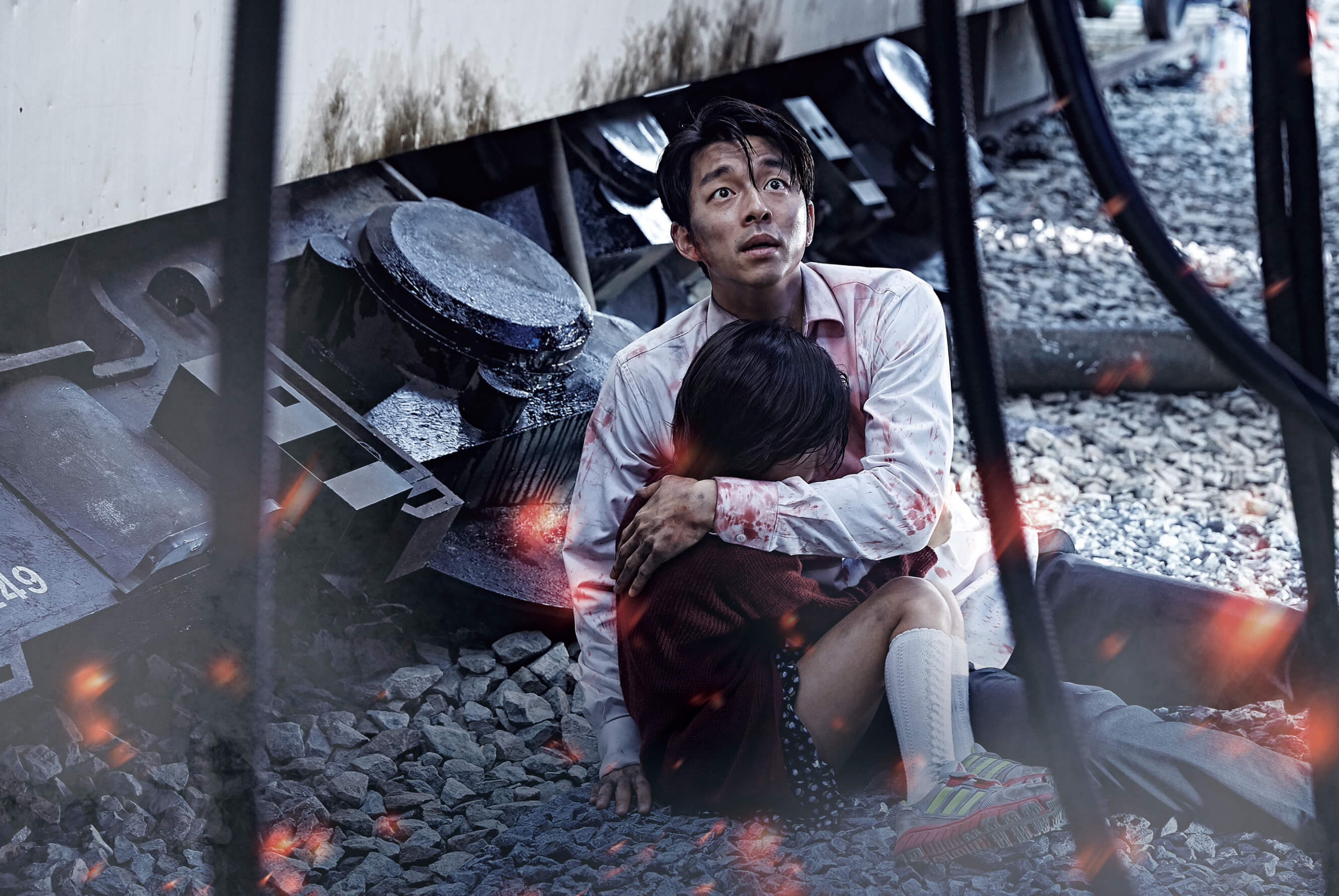 Film Still from Train to Busan