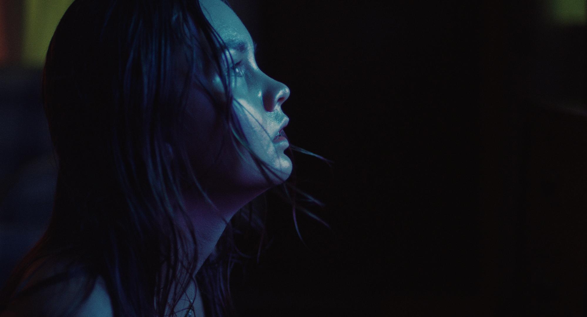 Film Still of Liana Liberato in The Beach House