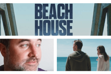 Interview with Jeffrey A. Brown - The Beach House