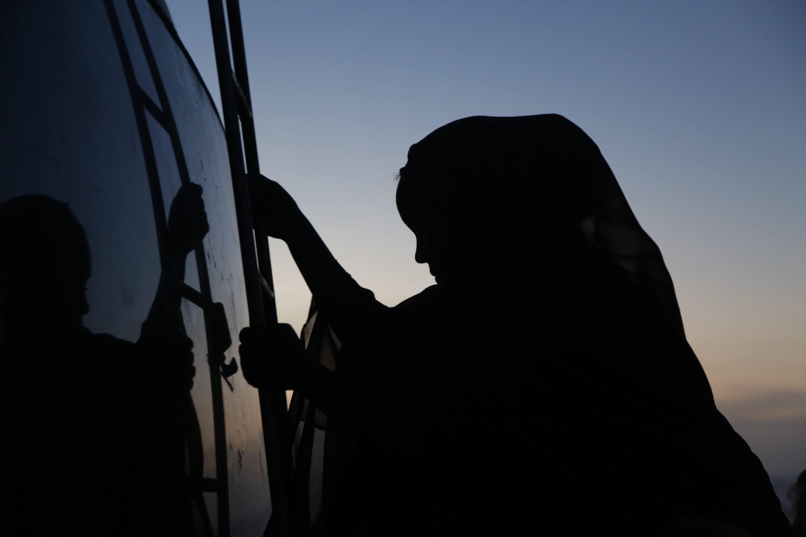 Aja Naomi King in A Girl from Mogadishu