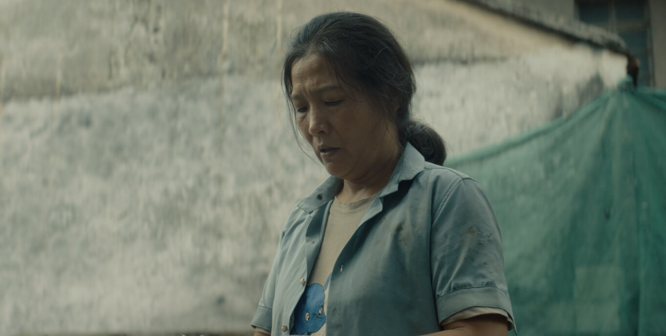 "Still from Short Film ""After Class"""