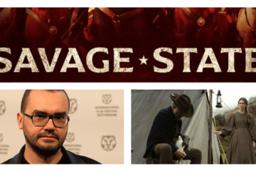 Savage State - Interview with Film Writer-Director David Perrault