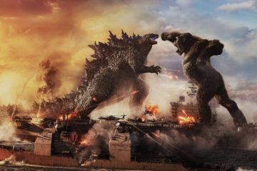 Still from Godzilla vs. Kong