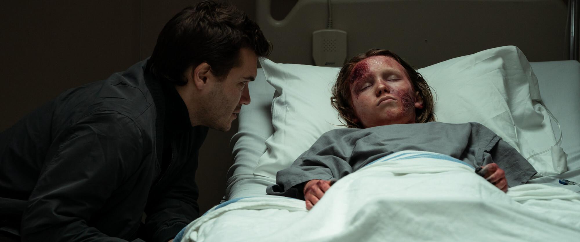 Film still from Son (2021)