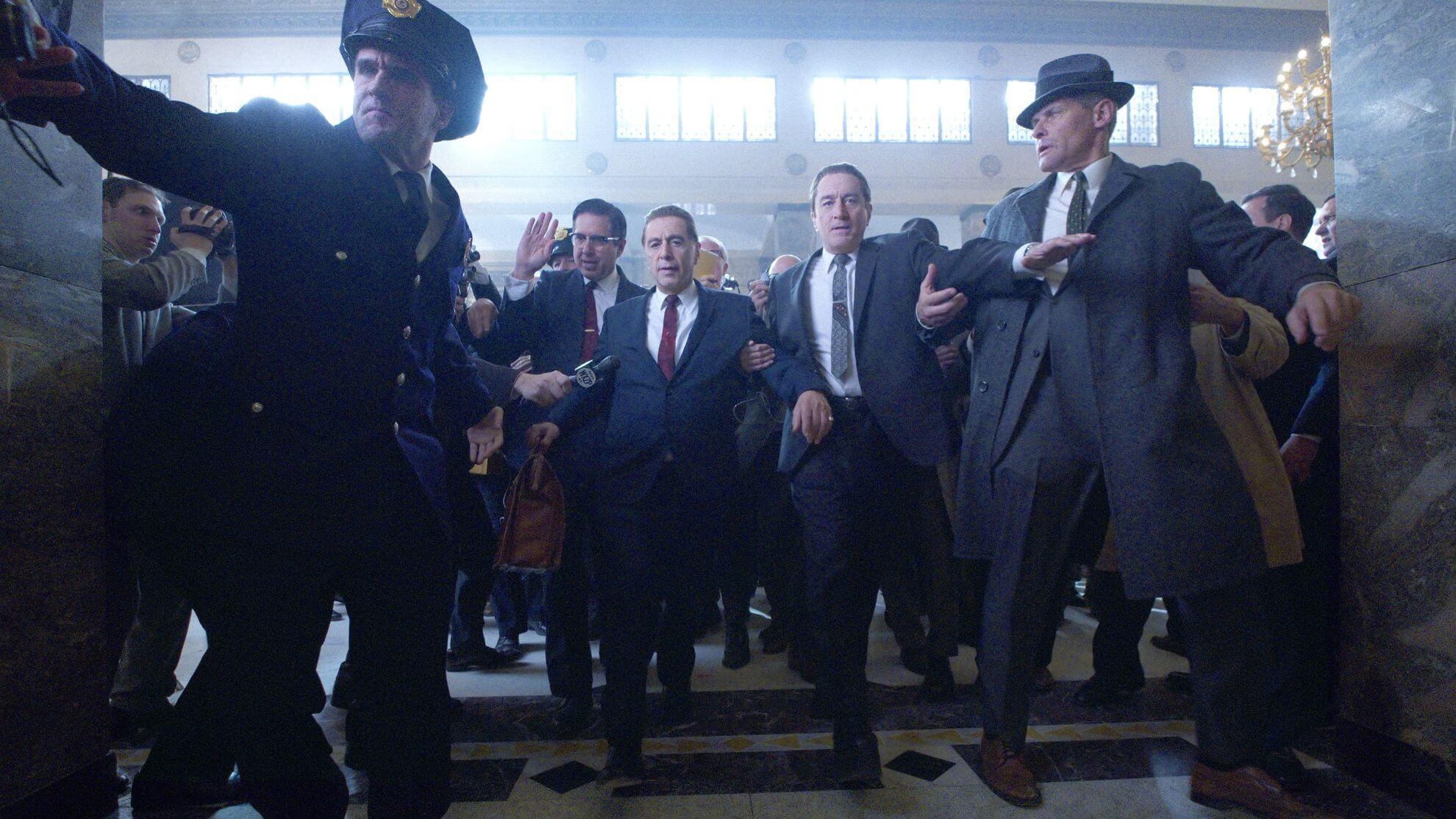 Movie Still from The Irishman
