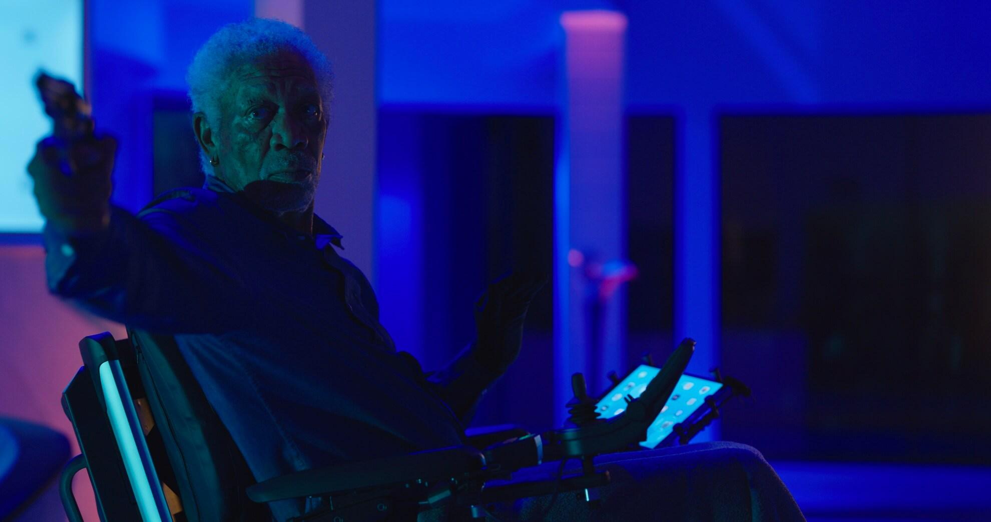 Vanquish - Morgan Freeman