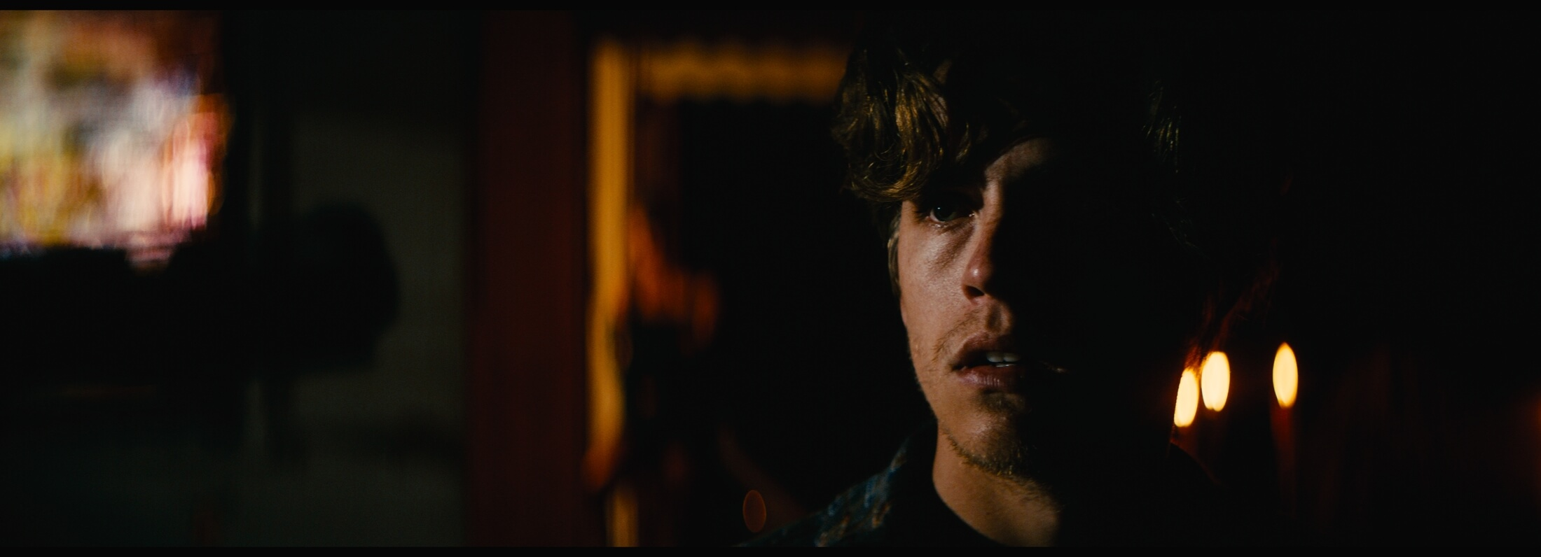 Movie Still from Tyger Tyger (2021) Dylan Sprouse